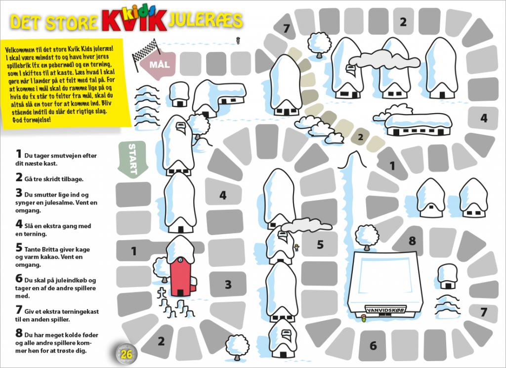 Brætspil (idé/Illustration) til Keesing DK