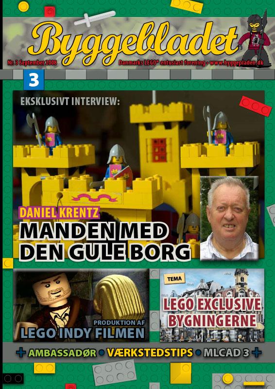 Layout m.m. for Byggepladen Danmarks LEGO® Entusiastforening