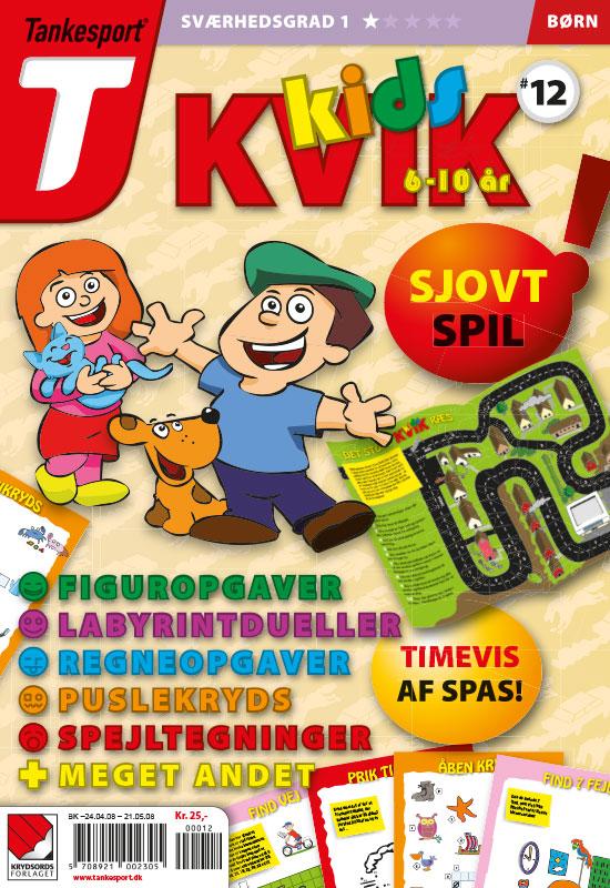 Layout, grafik og illustration for Keesing DK (2008)