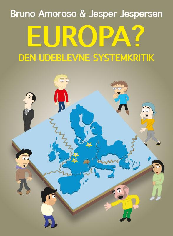 Illustration/omslag for 'forlaget politisk revy' (2014)